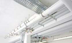 Монтаж системы внутренней канализации