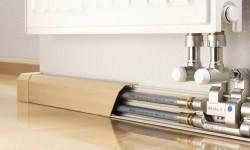 Монтаж радиаторного отопления дома