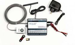 Установка системы GSM Кситал (удаленный контроль и управление котлом)