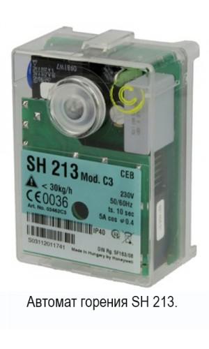 13011049 Автомат горения SH 213