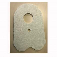 Уплотнение керамическое передней двери