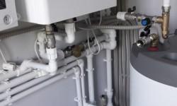 Монтаж системы отопления частного дома Июнь 2019г.